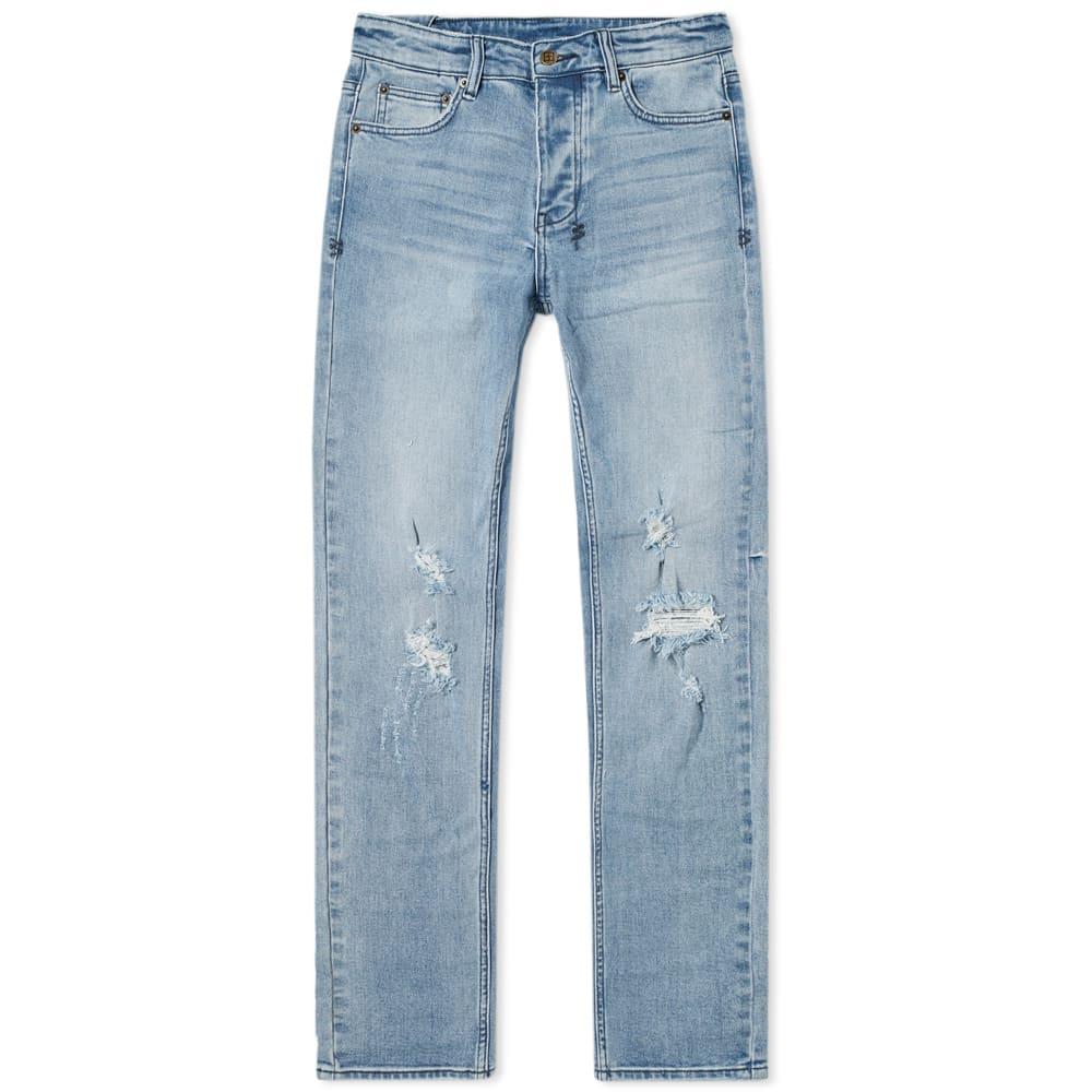 Ksubi Chitch Philly Slim Tapered Jean