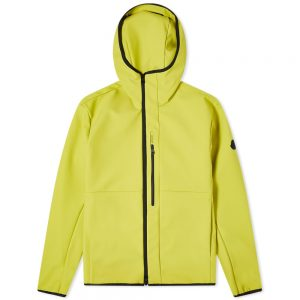 Moncler Darc Hooded Soft Shell Jacket