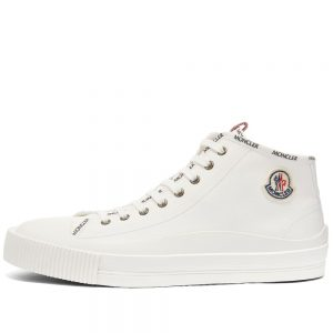 Moncler Lissex High Top Canvas Sneaker