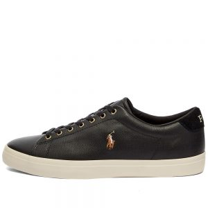 Polo Ralph Lauren Pony Player Perforated Vulcanized Sneaker