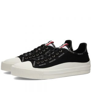 Moncler Glissiere Low Top Canvas Sneaker