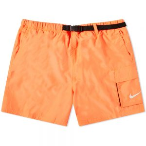 """Nike Swim Belted 5"""" Volley Short"""