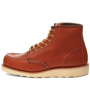"""Red Wing Women's 3375 Heritage 6"""" Moc Toe Boot"""