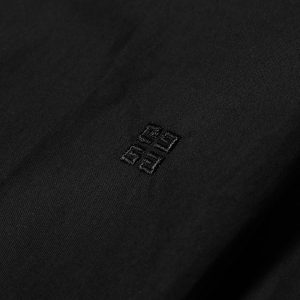 Givenchy 4G Embroidered Poplin Shirt